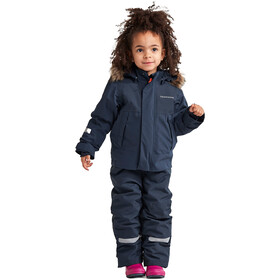 DIDRIKSONS Tirian 2 Coverall Kinderen, navy